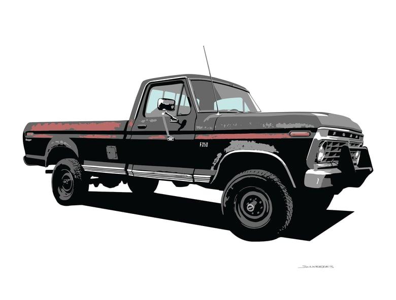 Image of Idaho Truck Series #1