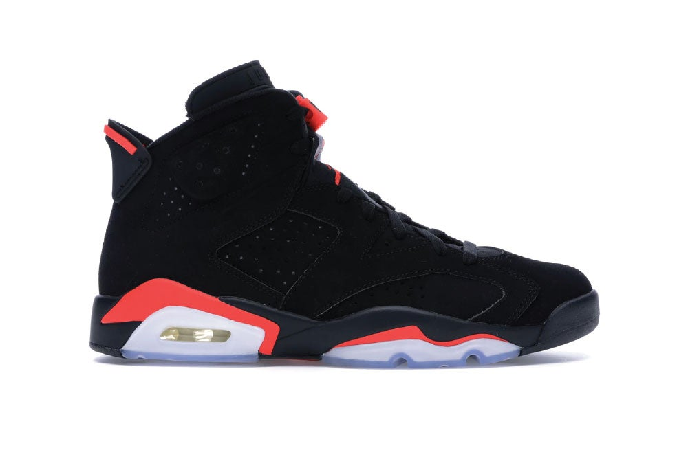Image of Jordan 6 Retro Black Infrared (2019) 384664-060