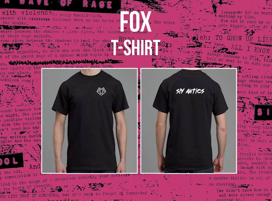 Image of Sly Fox T.Shirt