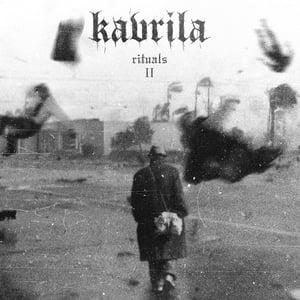"Image of KAVRILA ""rituals II"" LP"