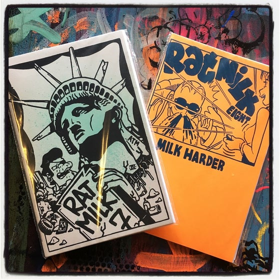 Image of RATMILK ZINE