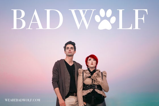 "Image of Signed Bad Wolf 11""x17"" Poster"