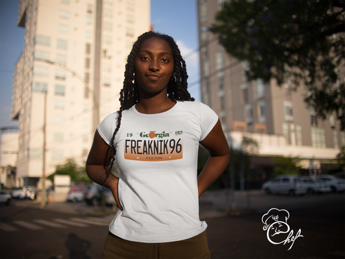 Image of Ladies Official Retro Freaknik96 Atlanta , GA Tee