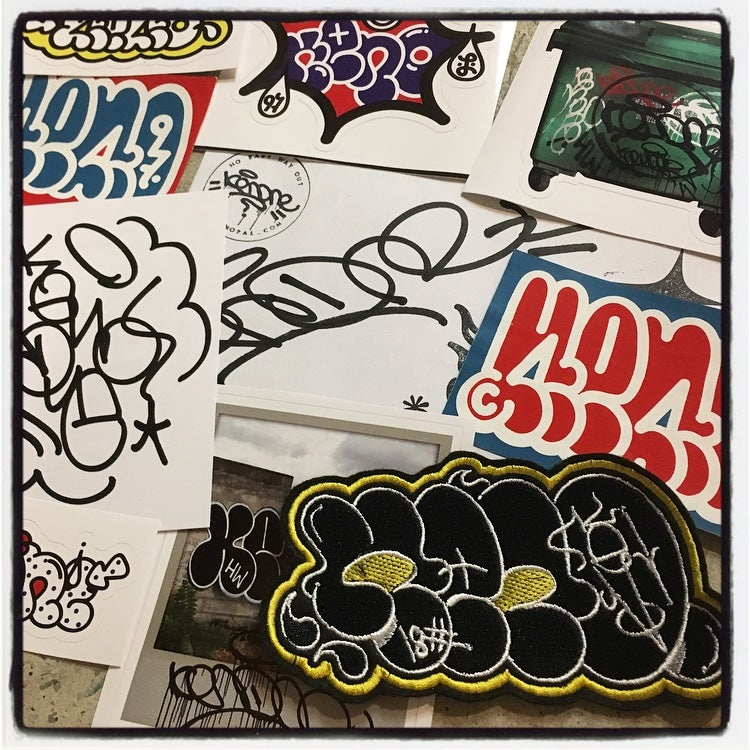 Image of KENO HW STICKER PACK