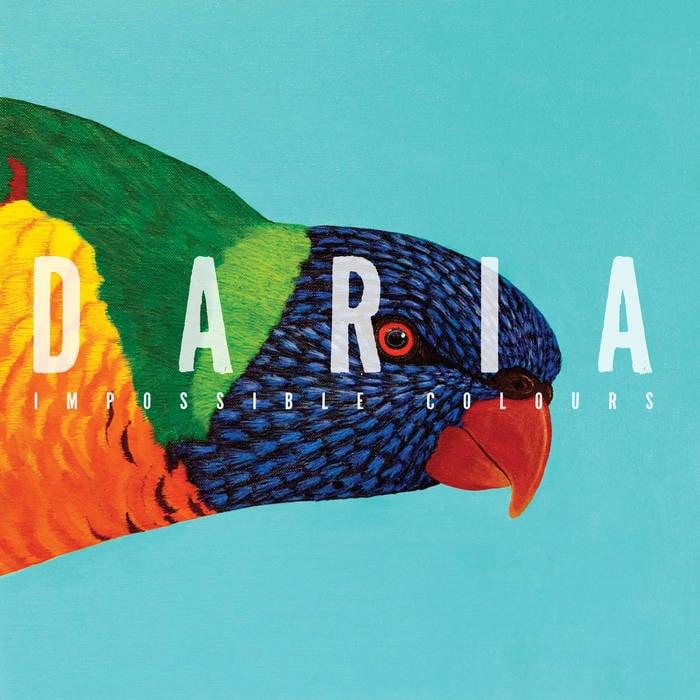 "DARIA ""Impossible Colours"" LP"