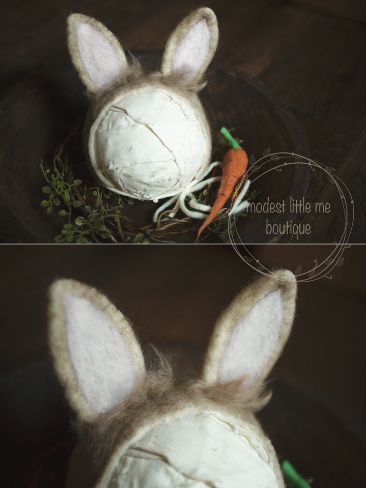 Image of Felted Bunny