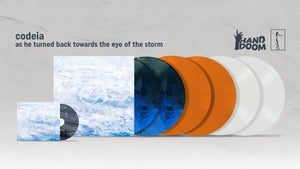 "Image of CODEIA ""as he turned back towards the eye of the storm""  2xLP+CD"