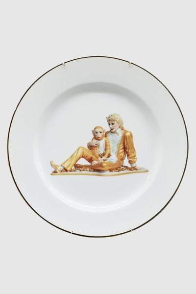 Image of  Jeff Koons - Banality Series (Service Plate)