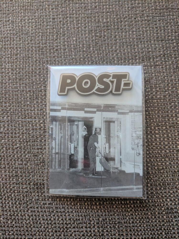 Image of POST- ENAMEL  PIN