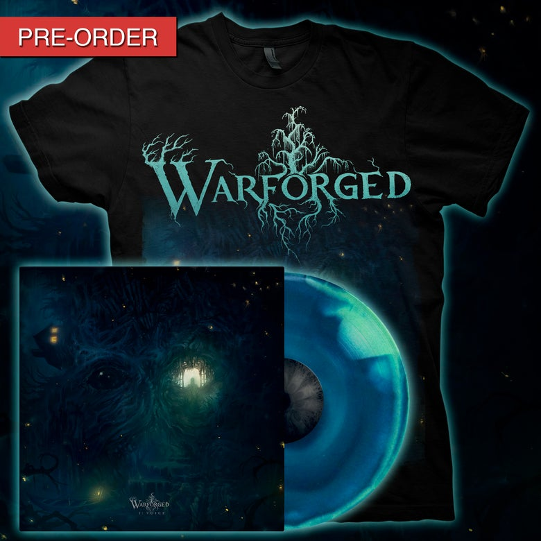 Image of WARFORGED - I: Voice - Voice LP Bundle