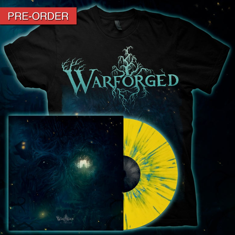 Image of WARFORGED - I: Voice - Firefly LP Bundle