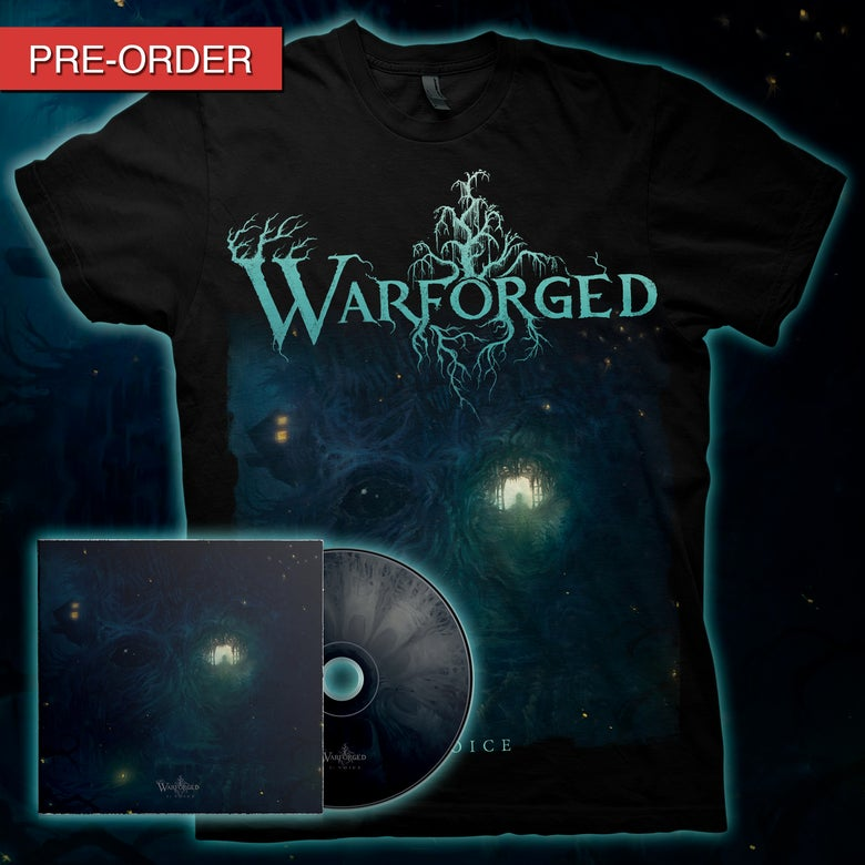 Image of WARFORGED - I: Voice - CD Bundle