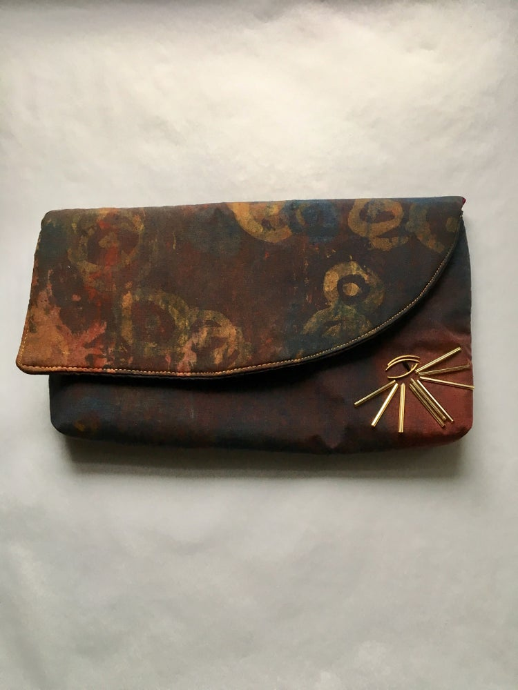 Image of Silk Spun Soft Clutch