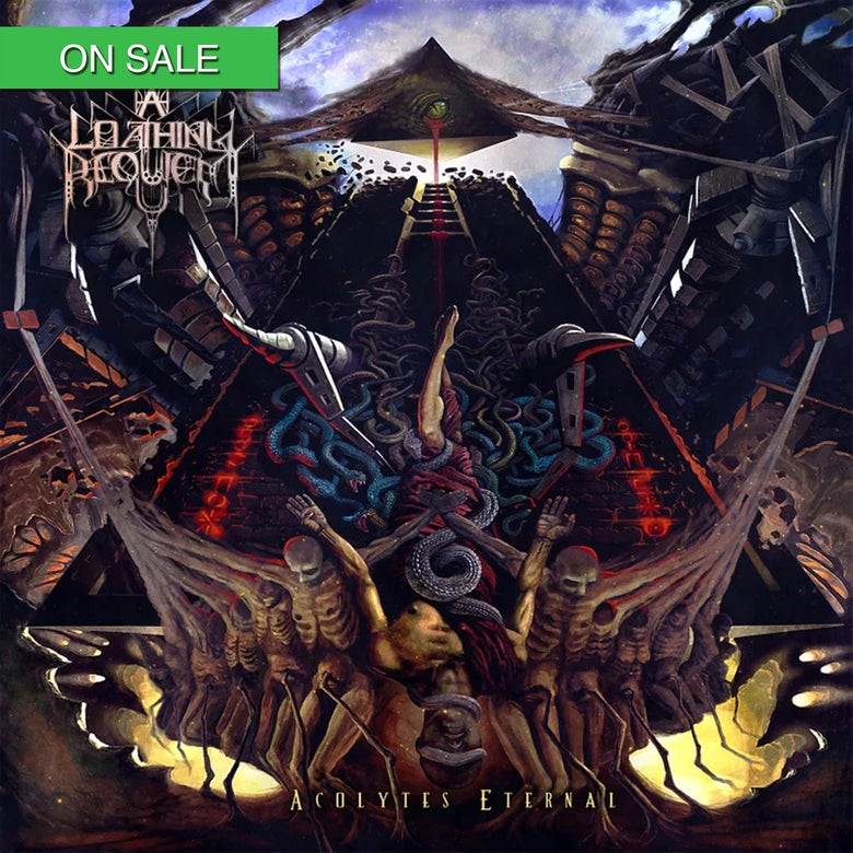 Image of A Loathing Requiem - Acolytes Eternal CD