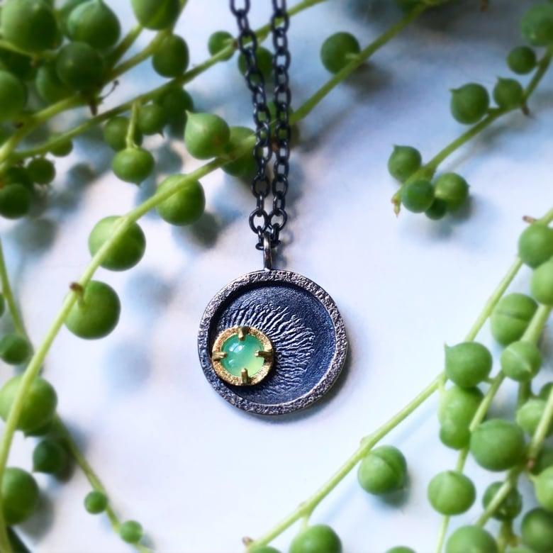Image of lush wonder necklace