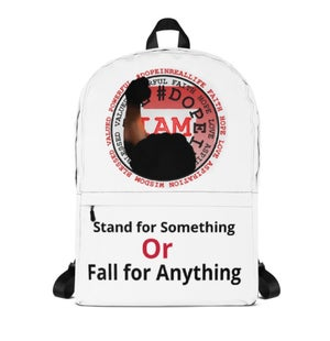 Image of Kaepernick Edition Backpack - Fist in the Air