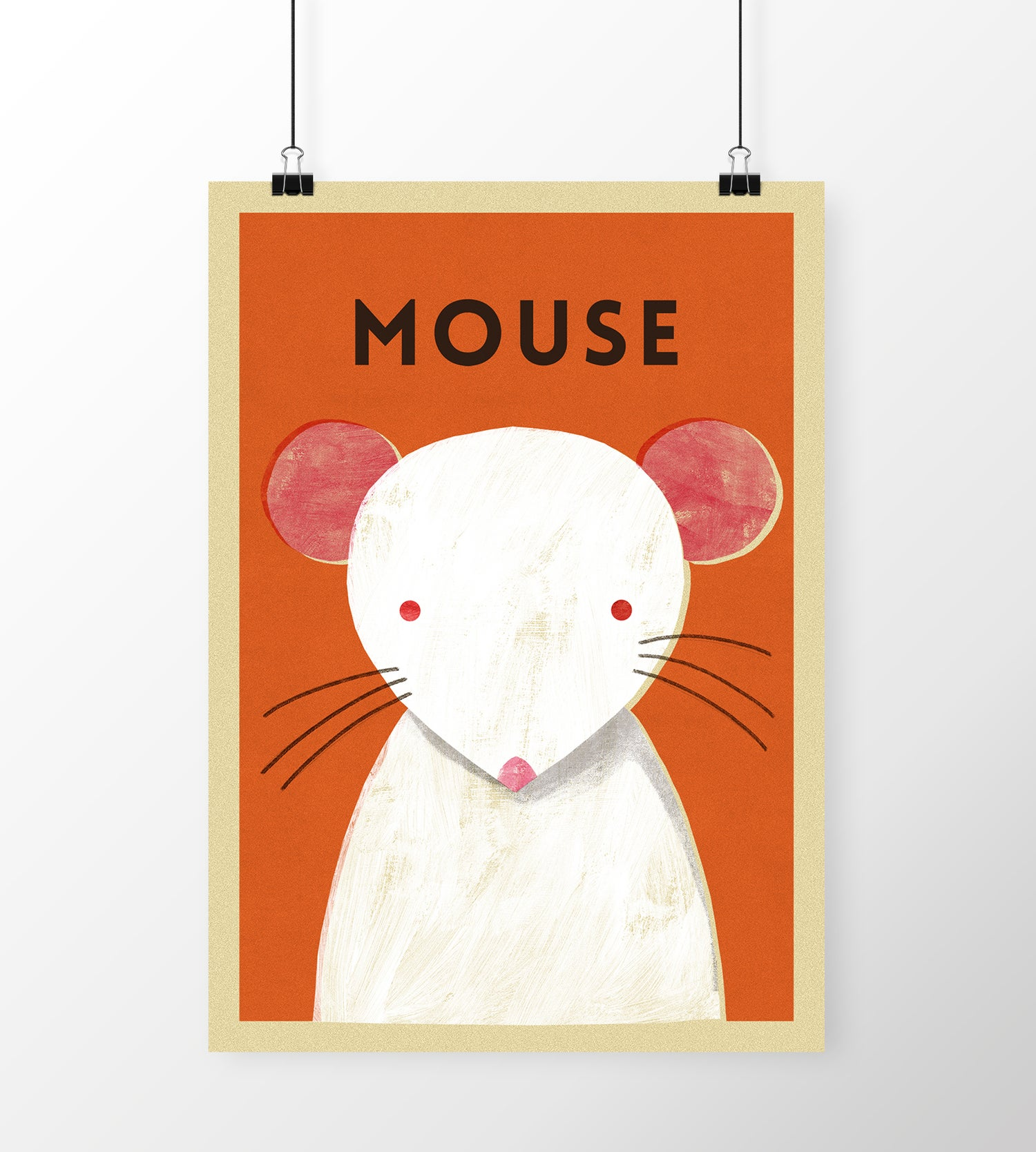 "Image of A3 ""MOUSE"" Print"