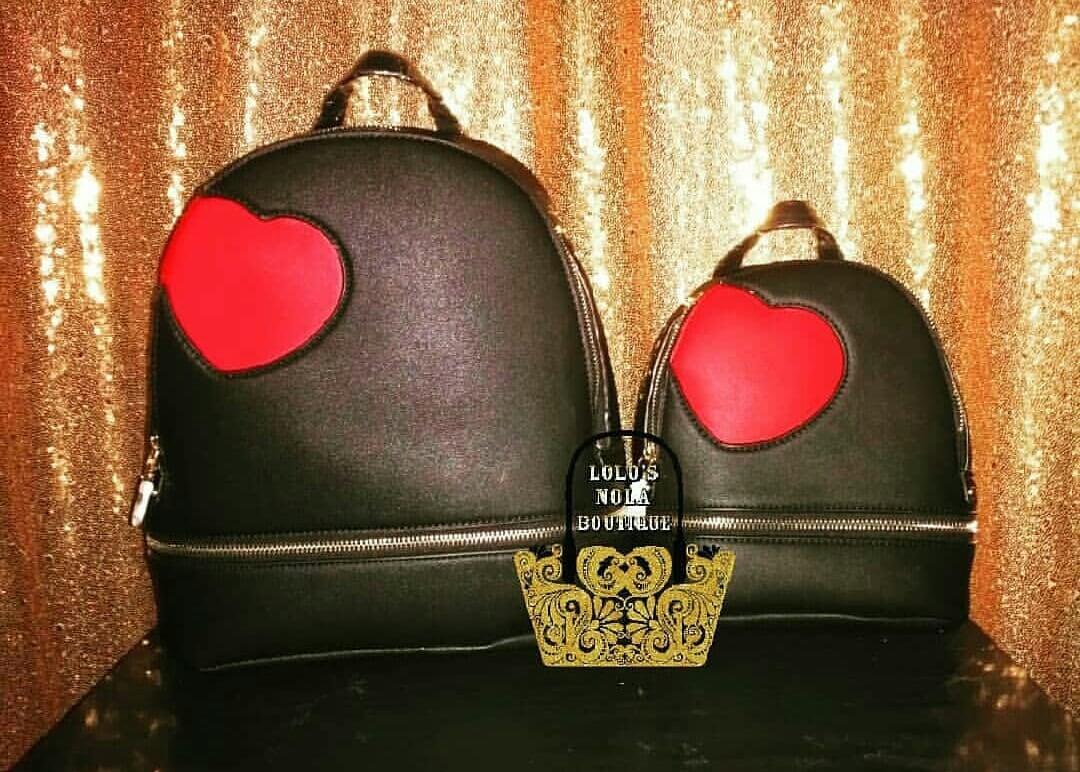 Image of Heart Backpacks