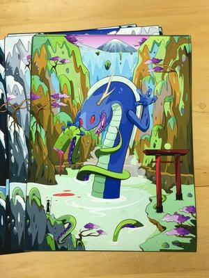 Image of Pond of Mizuchi (Katsuo series: 2nd Installment)