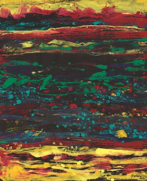 Image of Alien Landcape