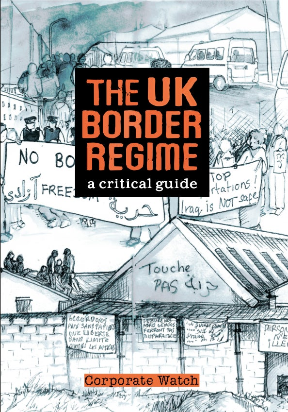 Image of The UK Border Regime