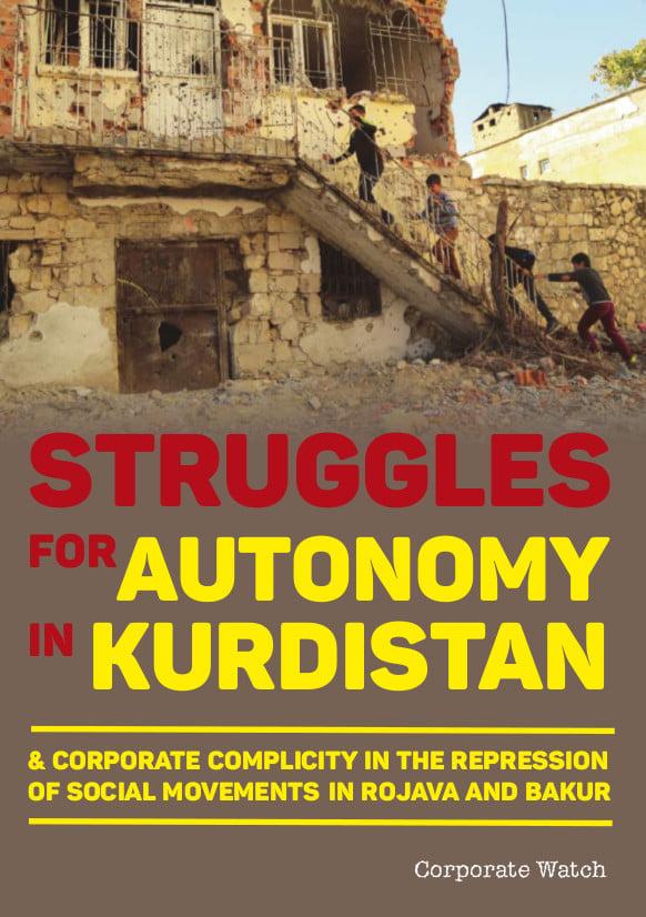 Image of Struggles for Autonomy in Kurdistan