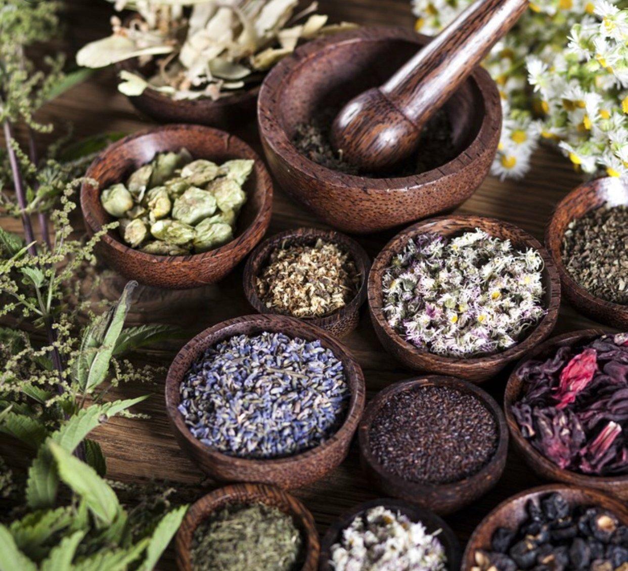 Image of Custom Herbal Blend