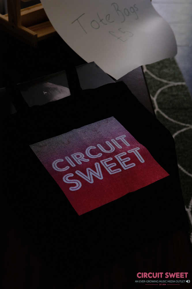 Image of Circuit Sweet Record / Tote Bag