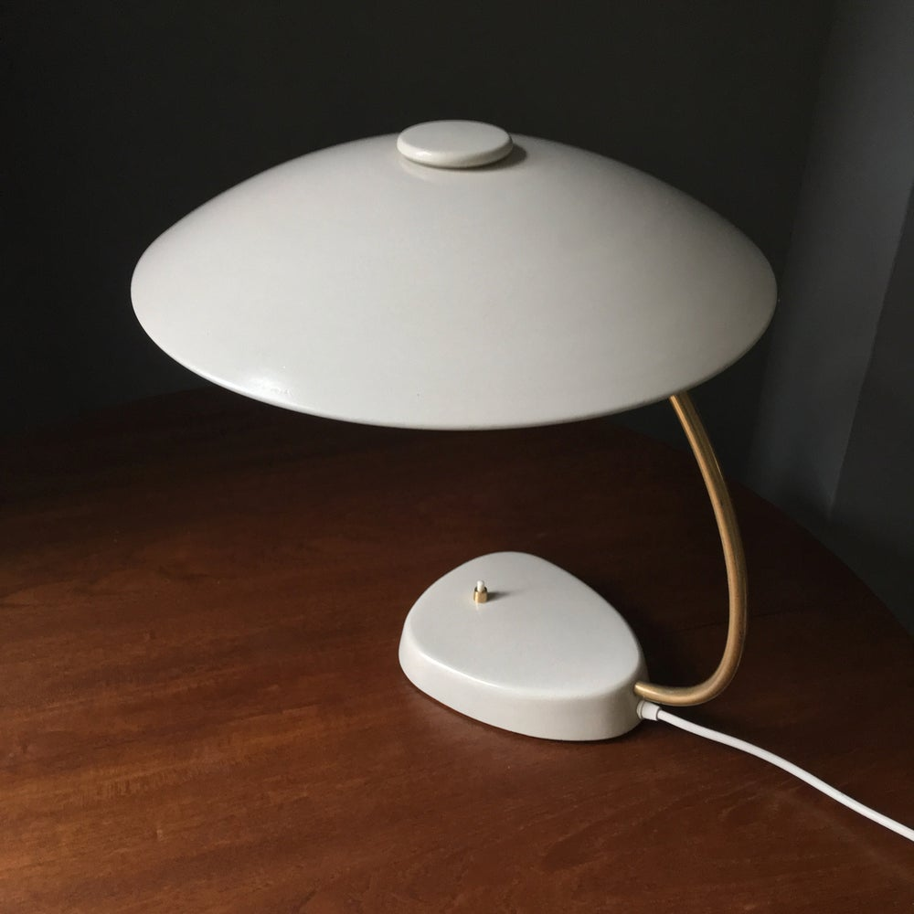 Image of Large Task Lamp by LBL, Germany 1950s