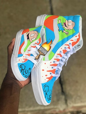 Image of Rugrats Slime Vans- (Discontinued)