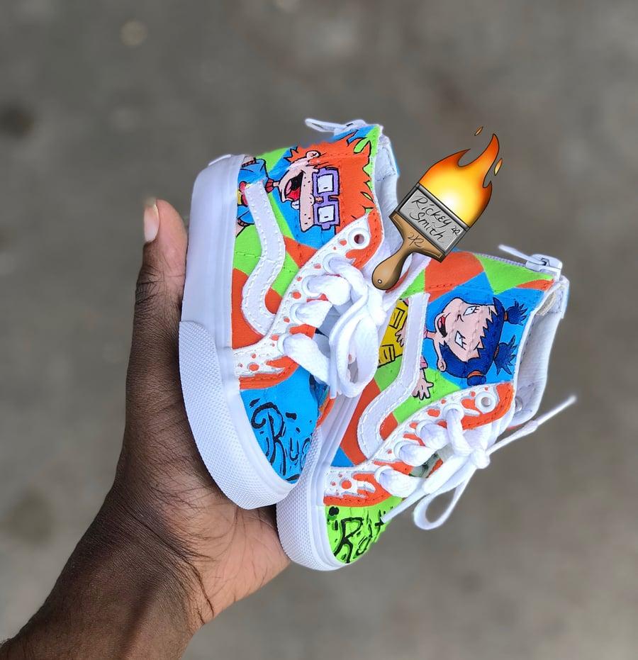 Image of Rugrats Slime Vans- (Discontinued) Read Description