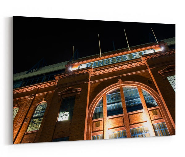 Image of Ibrox Stadium Photograph