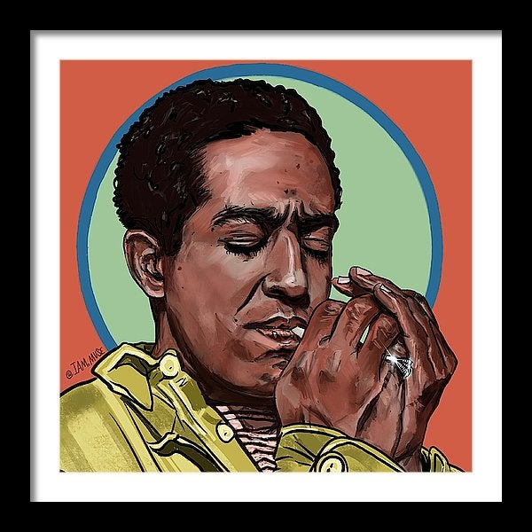 "Image of ""Langston Hughes"" Limited Edition Prints"