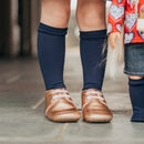 Image of Navy Knee-Highs