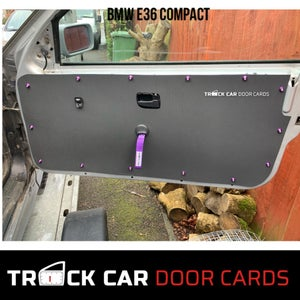 Image of BMW e36 compact Drift / Track Car Door Cards