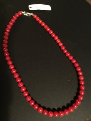 Image of Painted Jade Necklace