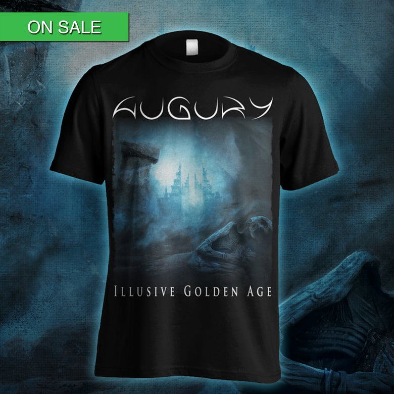 Image of AUGURY - Illusive Golden Age T-Shirt
