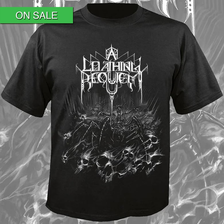Image of A Loathing Requiem - Arachnid T-Shirt