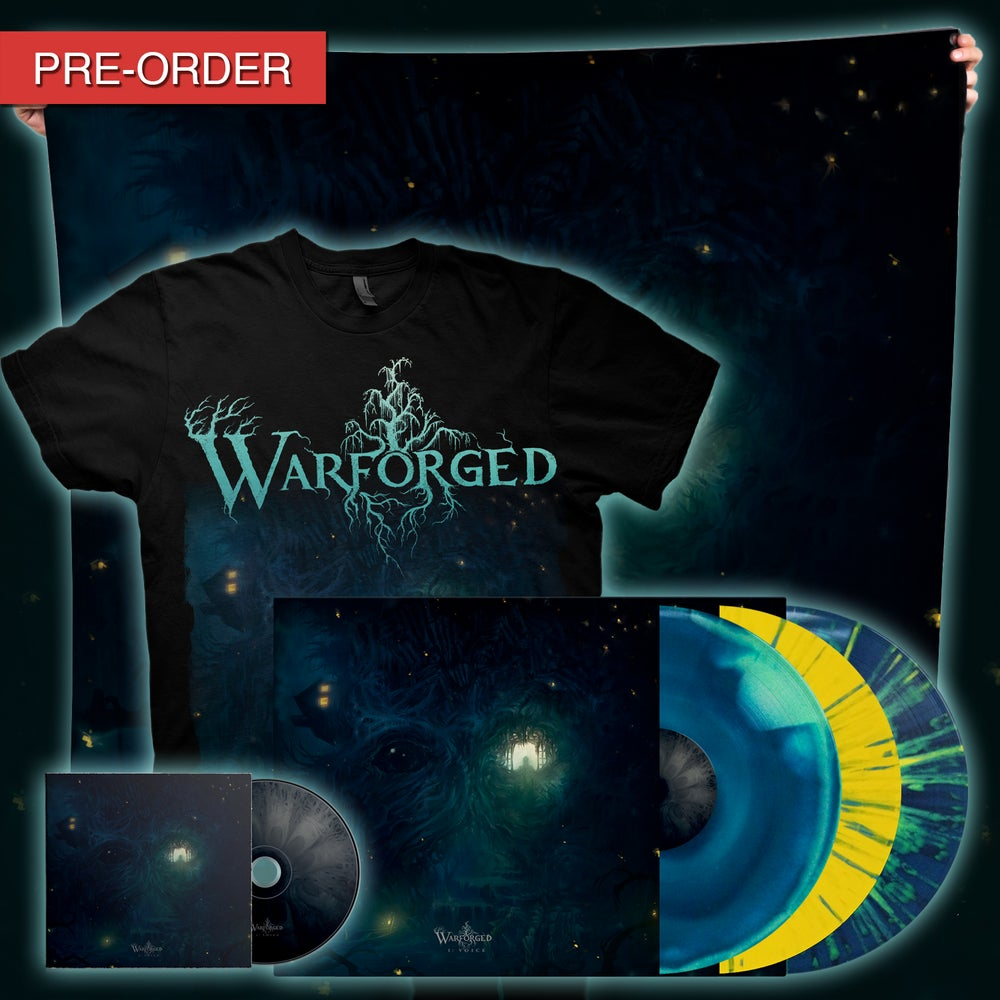Image of WARFORGED - I: Voice - Collector Bundle