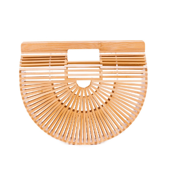 Image of Bamboo Handbag