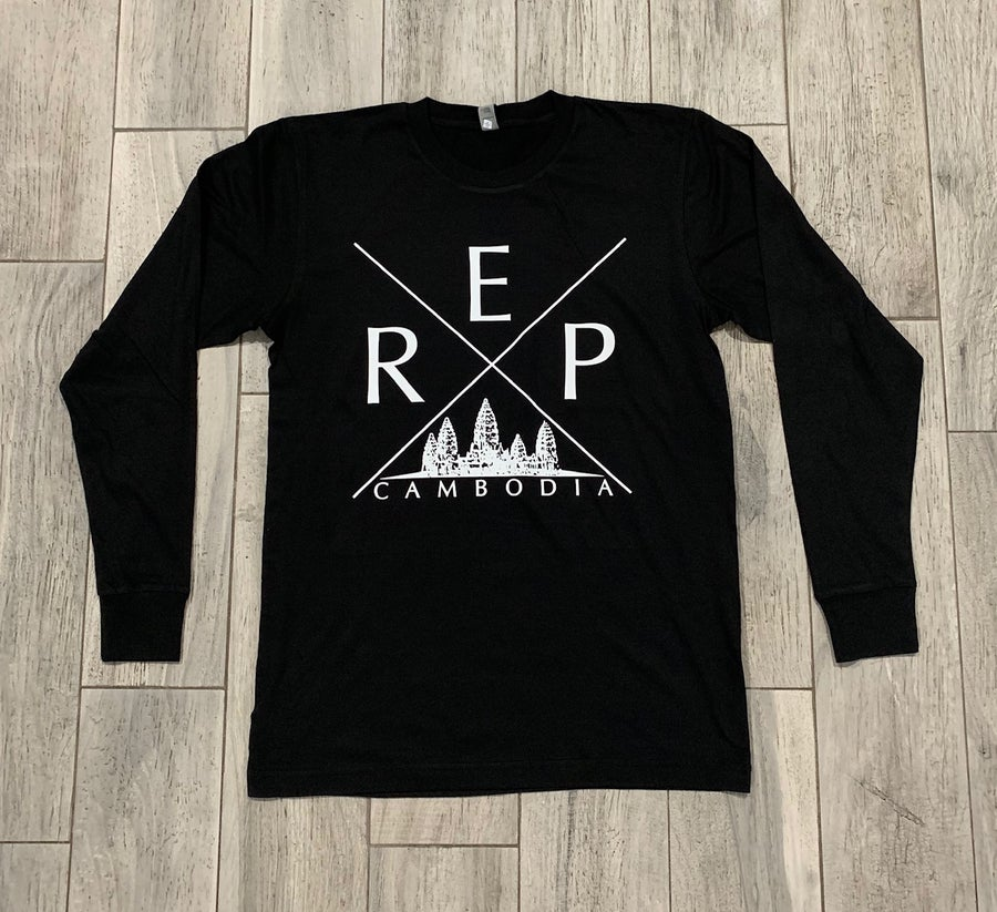 Image of X design Long Sleeve Tee