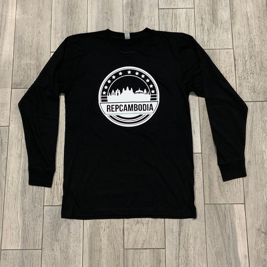 Image of Skyline Long Sleeve Tee
