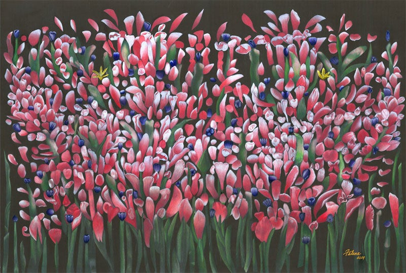 "Image of ""Wildflowers"" Limited Edition Print"