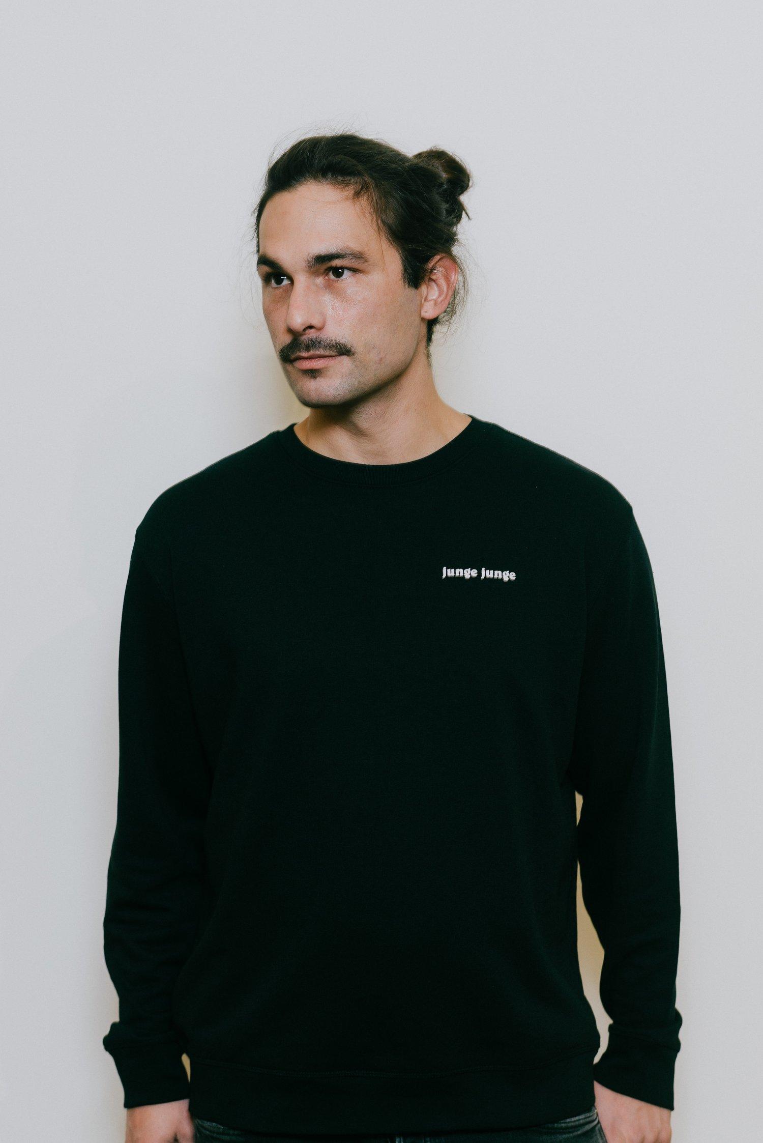 Image of Mahood Sweater Schwarz