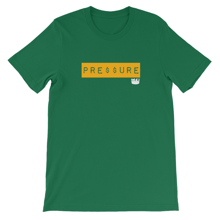 Image of Pressure Tee-Kelly Green