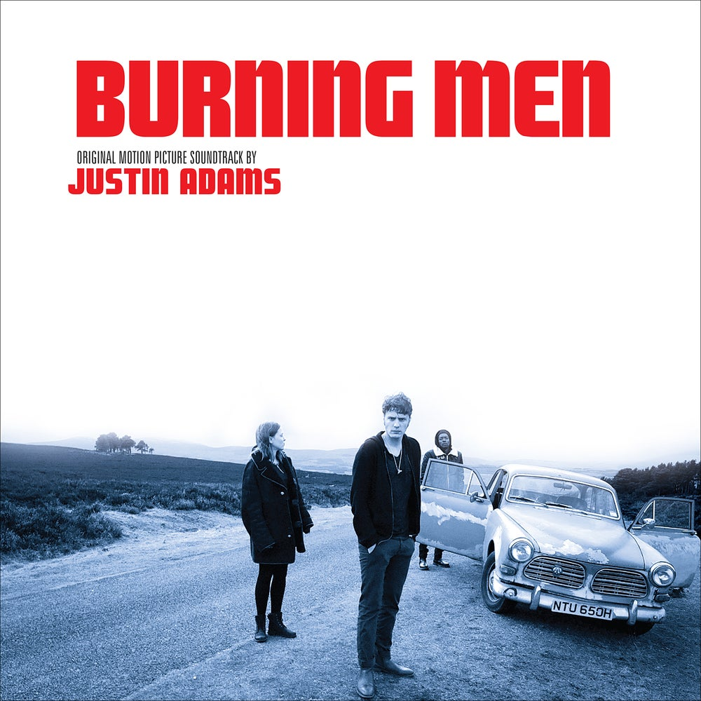 Image of Burning Men Original Motion Picture Soundtrack by Justin Adams