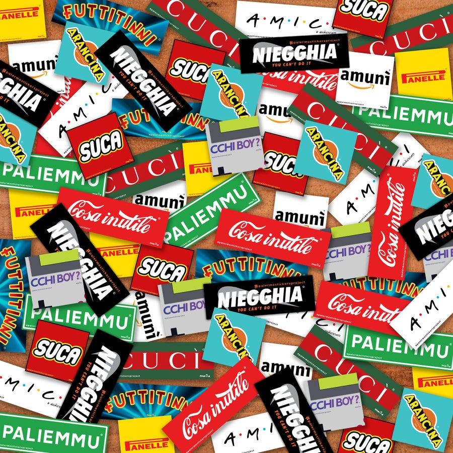 Image of STICKERS PACK