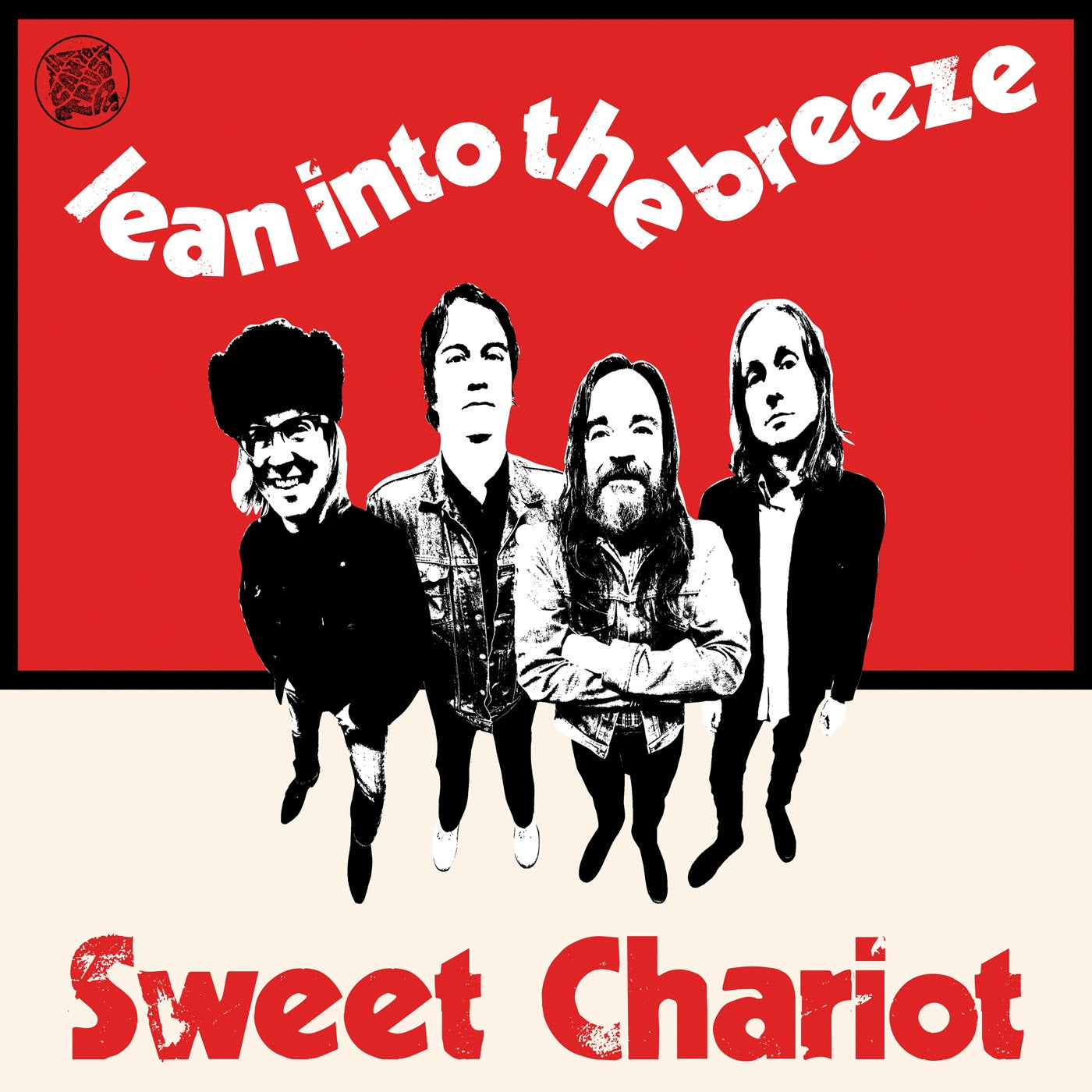 SWEET CHARIOT - 'Lean Into The Breeze' LP