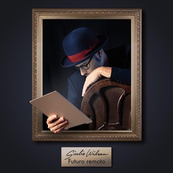 Image of CD - Futuro remoto - di Giulio Wilson