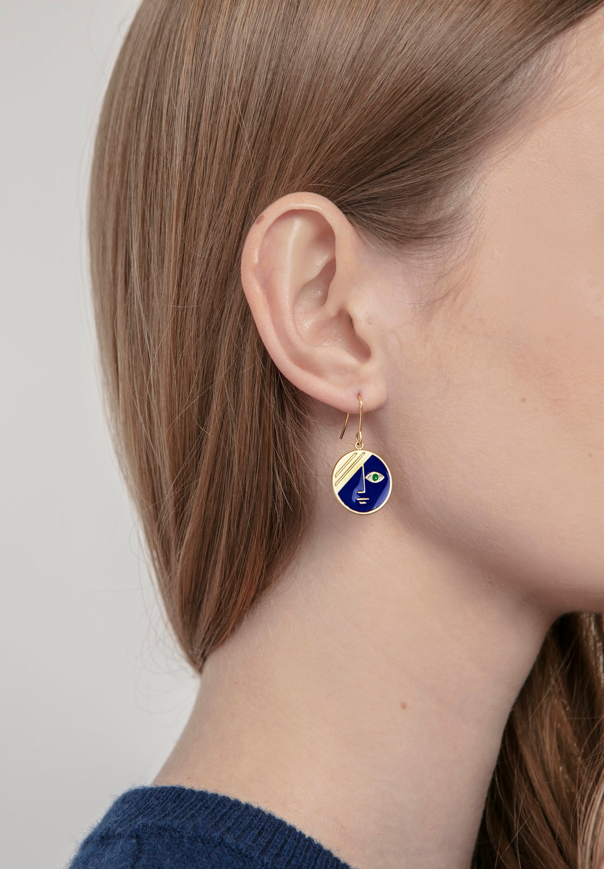Image of Mini ECLIPSE Earrings - Stainless steel